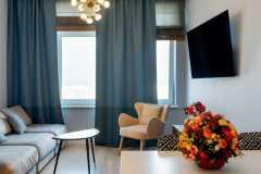 Современный дизайн штор в интерьере