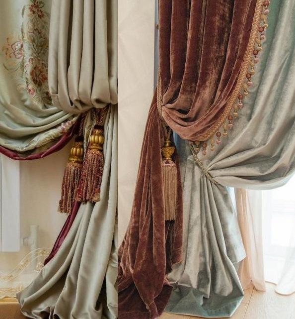 Шикарные шторы на заказ