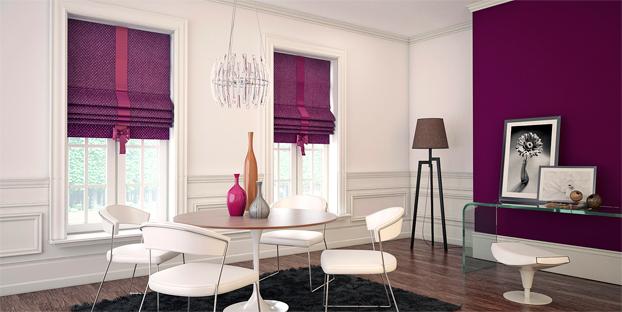 римская штора в дом или квартиру