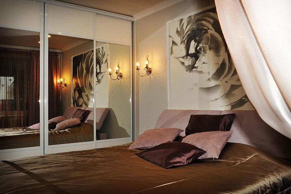 текстиль в интерьере квартиры подушки покрывала шторы