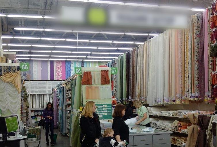 Скриншот-магазина в Москве