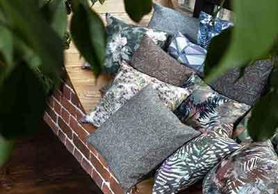 Подушки для интерьера пошив на заказ