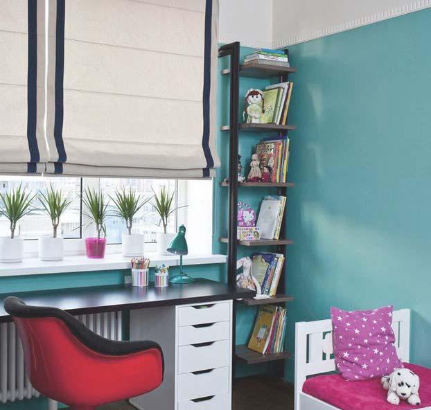 штора для деской комнаты подростка