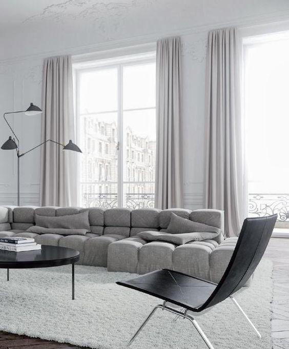 Современный-дизайн-интерьера-со-шторами